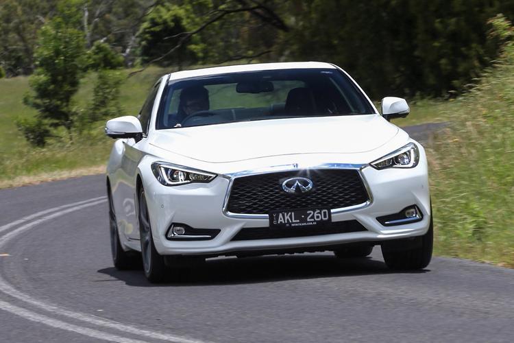 New Infiniti Cars For Sale In Australia Carsales Com Au