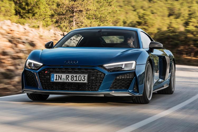 Audi R8 Performance Quattro 2019 Review International