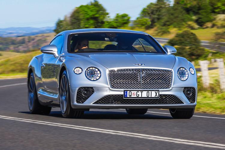 Bentley convertible price australia