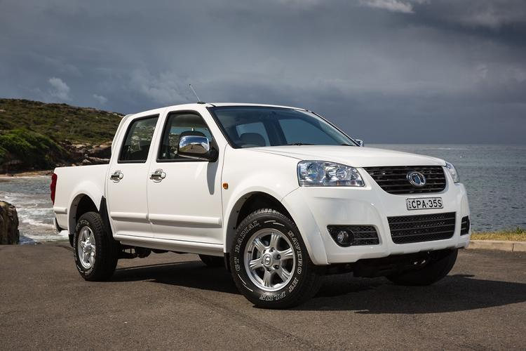 New Great Wall Cars For Sale In Australia