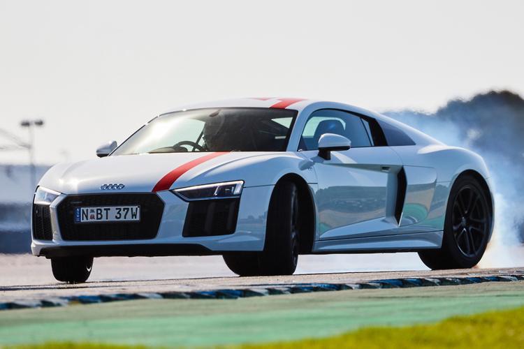 Audi R8 Rws 2018 Review