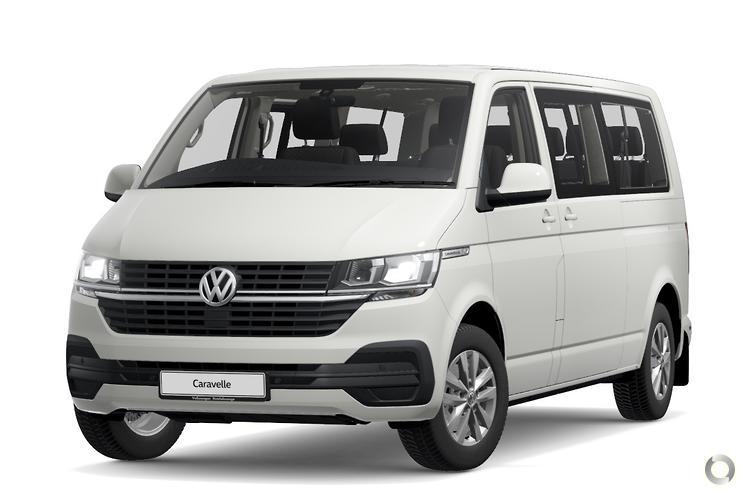 2021 Volkswagen Caravelle T6.1