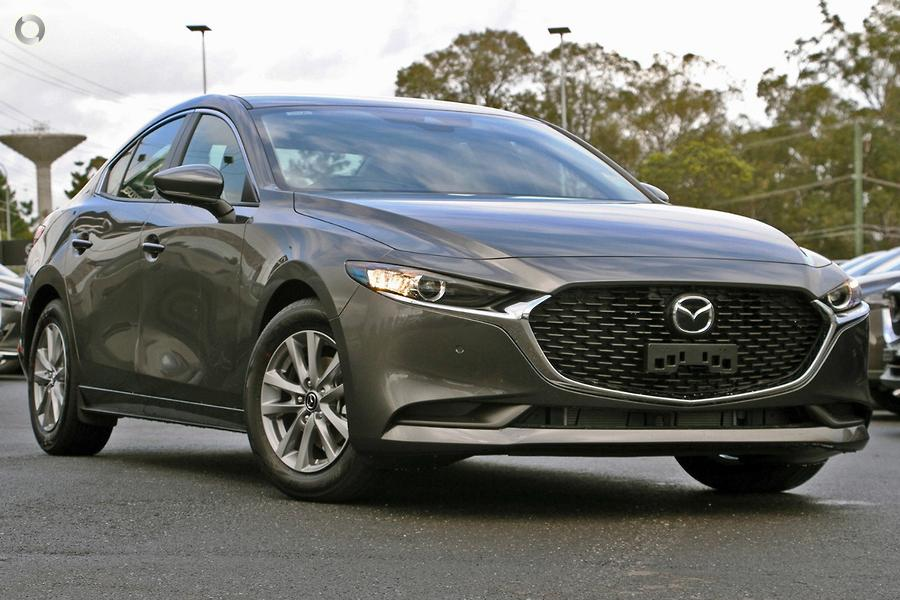 2020 Mazda 3 G20 Pure BP Series