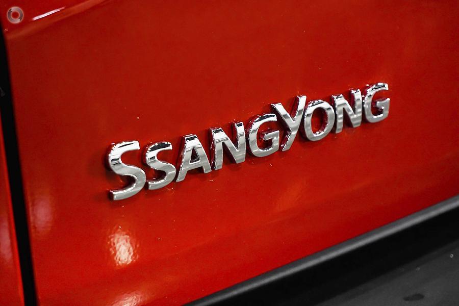 2020 SsangYong Musso ELX Q200