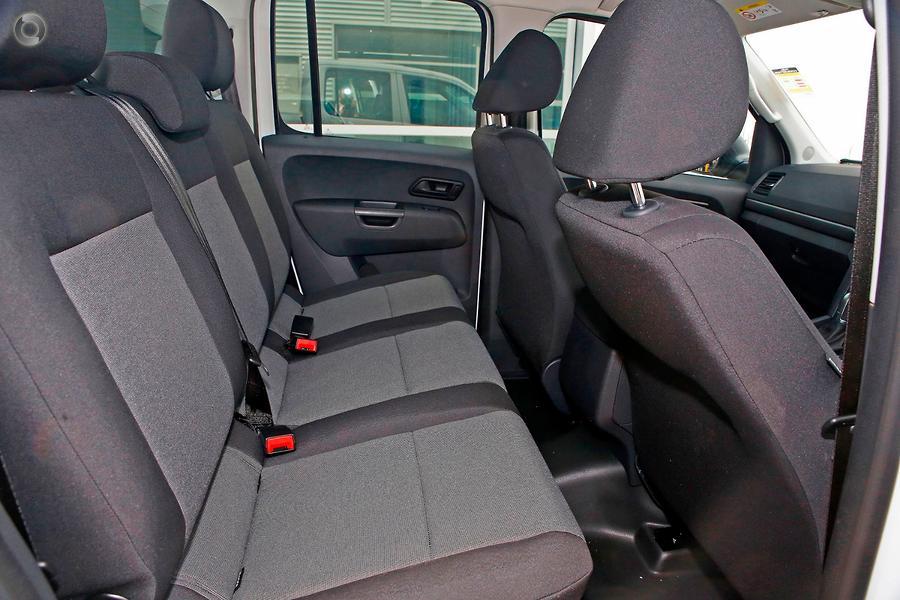 2018 Volkswagen Amarok TDI550 Core 2H