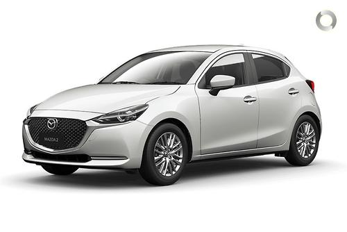2020 Mazda 2 G15 Evolve DJ Series