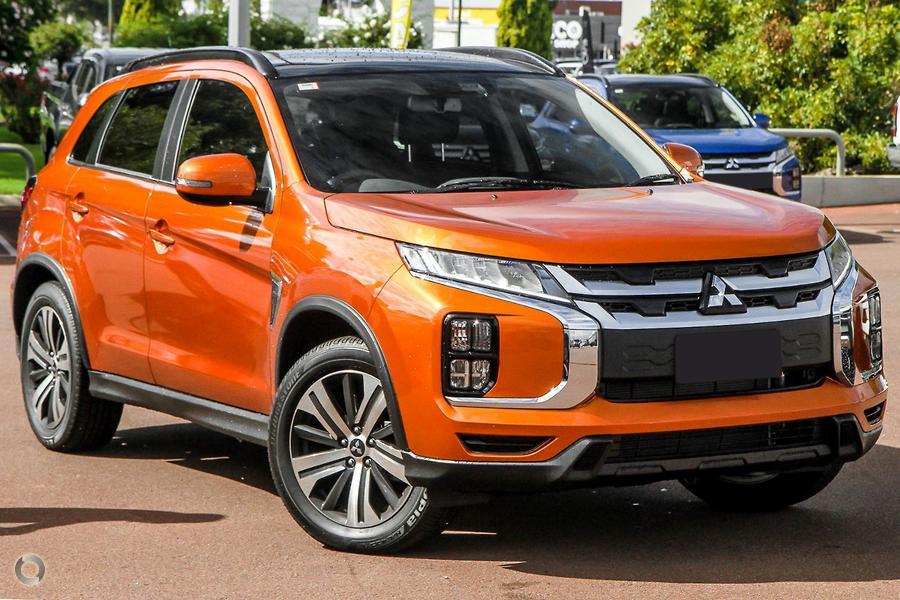 2020 Mitsubishi ASX Exceed XD
