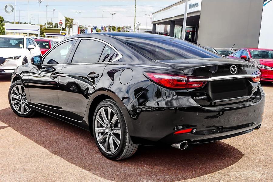 2019 Mazda 6 Atenza GL Series