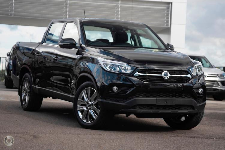 2020 SsangYong Musso Q201