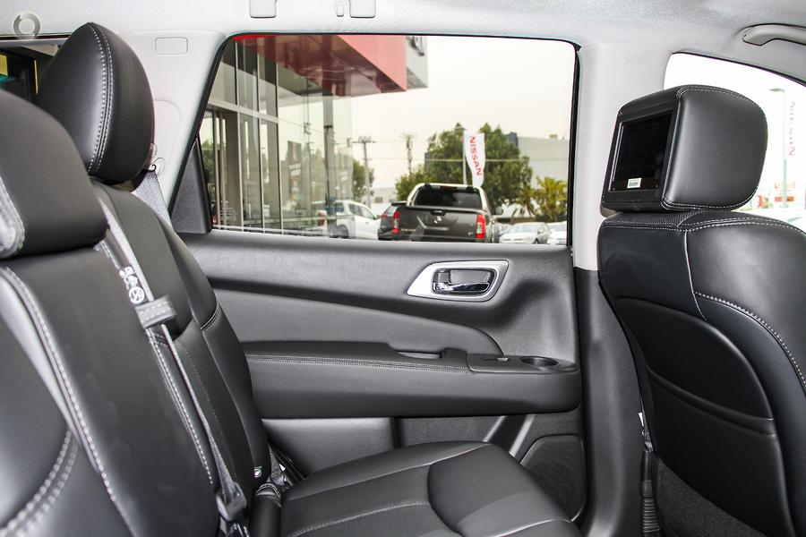 2020 Nissan Pathfinder Ti