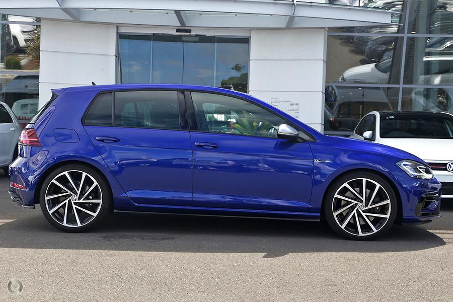2020 Volkswagen Golf R 7.5