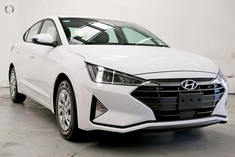 2020 Hyundai Elantra AD.2