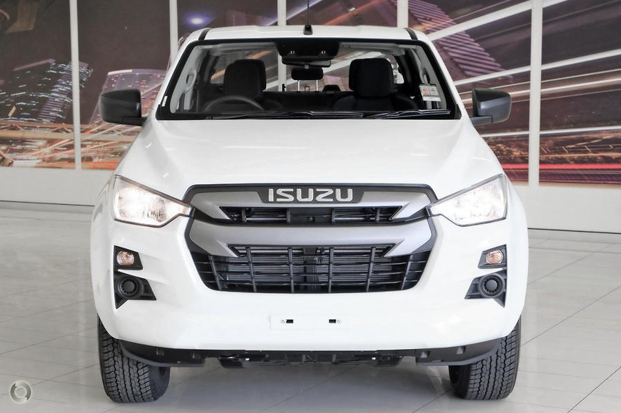 2020 Isuzu D-MAX SX