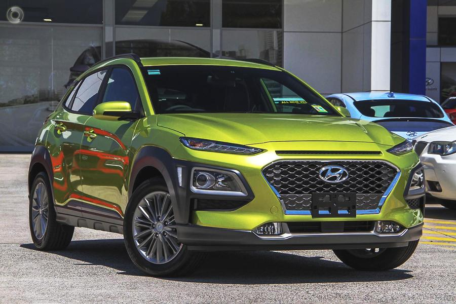 2020 Hyundai Kona Elite OS.3