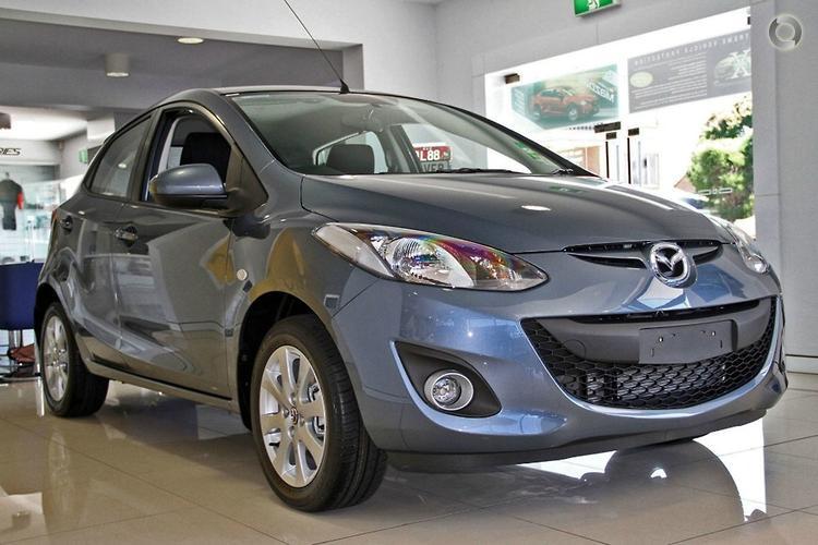 2013 Mazda 2 Maxx Sport DE Series 2