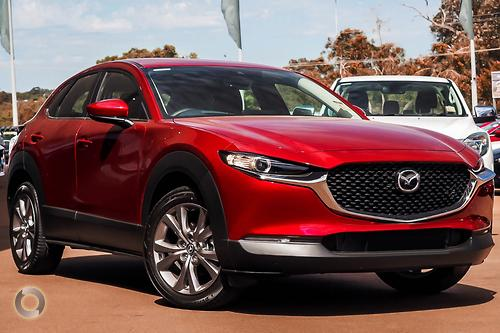 2020 Mazda CX-30 G20 Evolve DM Series