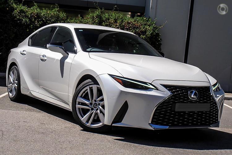 2021 Lexus Is ASE30R