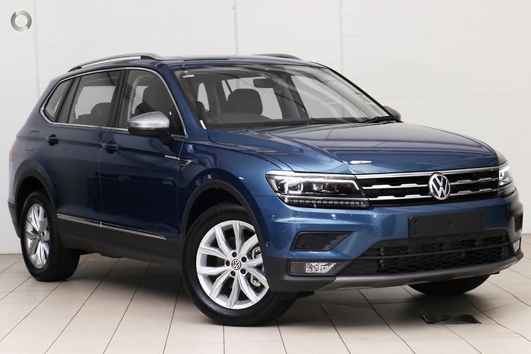 2020 Volkswagen Tiguan 110TSI Comfortline Allspace 5N