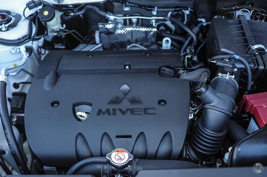 2020 Mitsubishi ASX ES XD