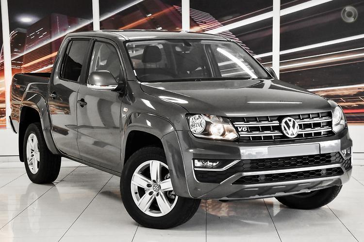 2021 Volkswagen Amarok 2H