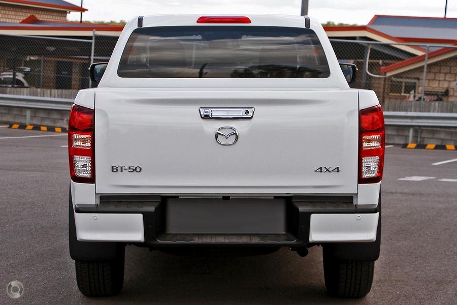 2020 Mazda BT-50 XTR TF