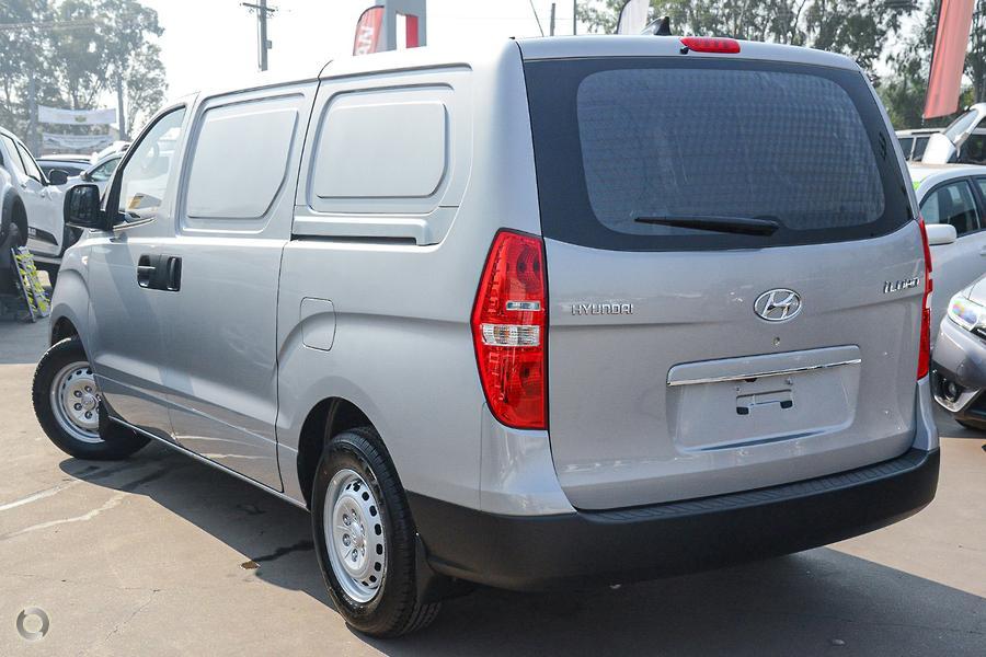 2021 Hyundai iLoad  TQ4