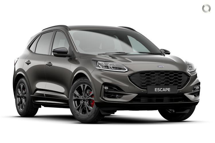 2020 Ford Escape ST-Line ZH