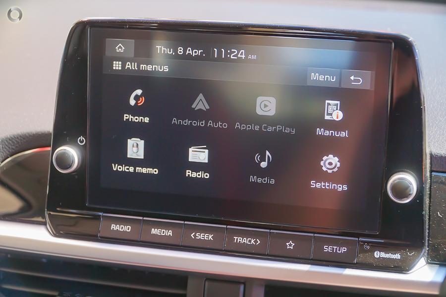 2021 Kia Picanto GT JA