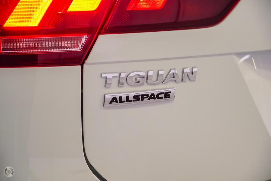 2019 Volkswagen Tiguan 132TSI Comfortline Allspace 5N