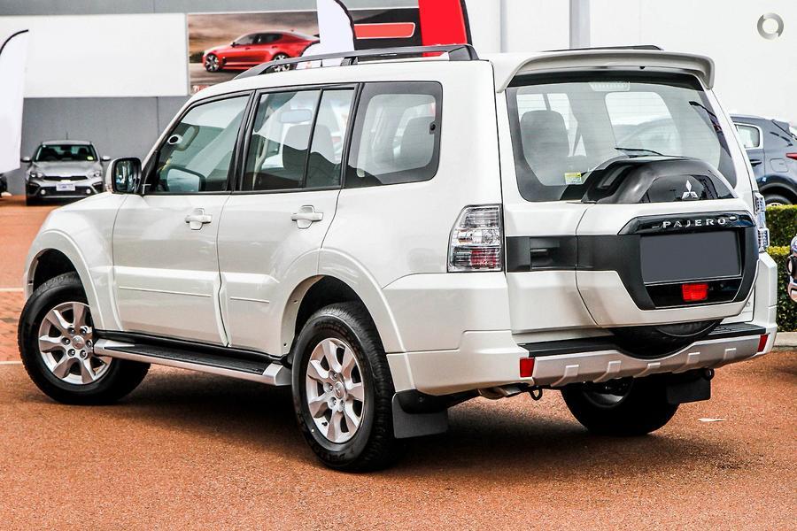 2019 Mitsubishi Pajero GLX NX