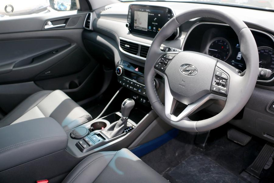 2020 Hyundai Tucson Highlander TL3