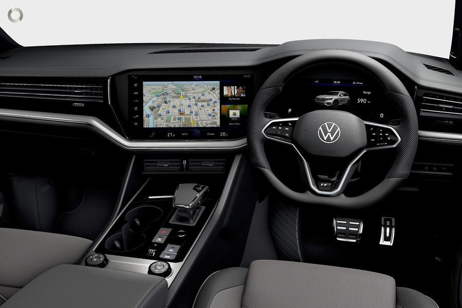 2020 Volkswagen Touareg 210TDI R-Line CR