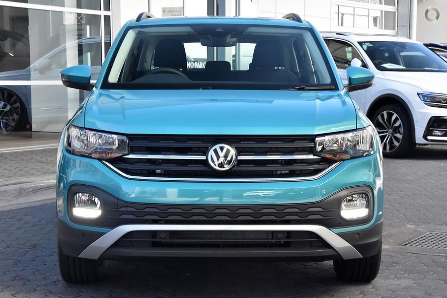 2020 Volkswagen T-Cross 85TSI Life C1