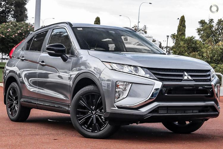 2019 Mitsubishi Eclipse Cross Black Edition YA