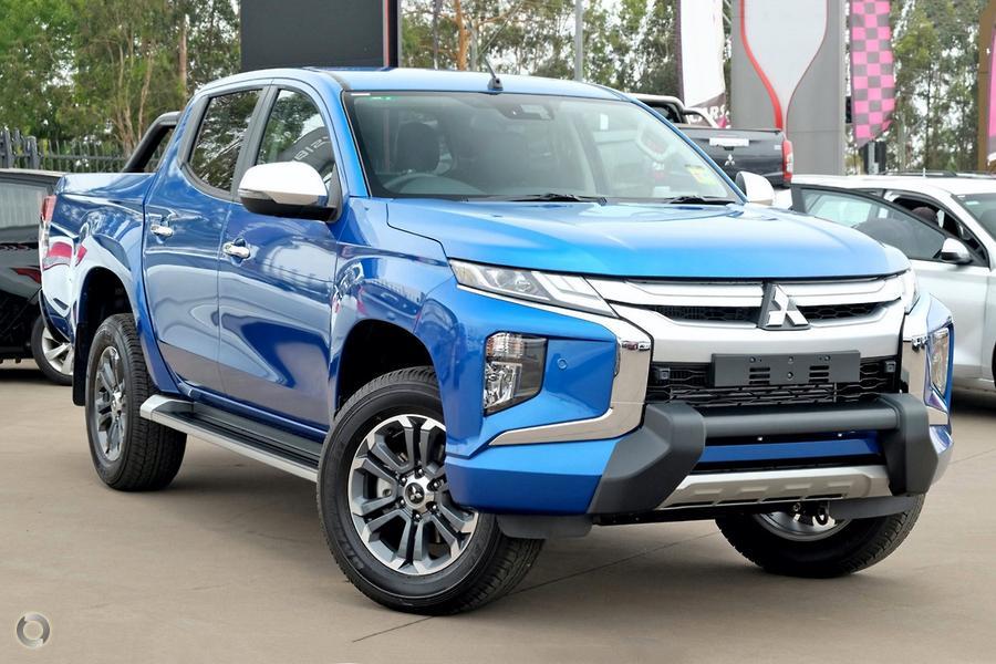 2020 Mitsubishi Triton GLS Premium MR