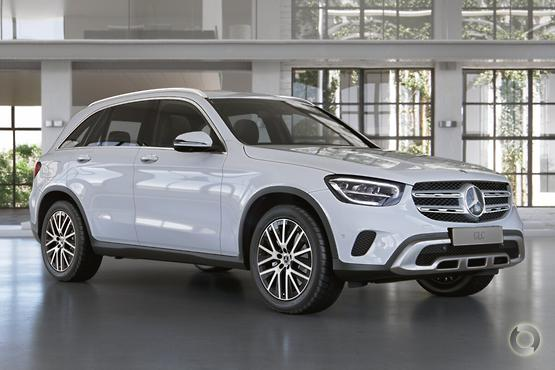 2020 Mercedes-Benz GLC 200