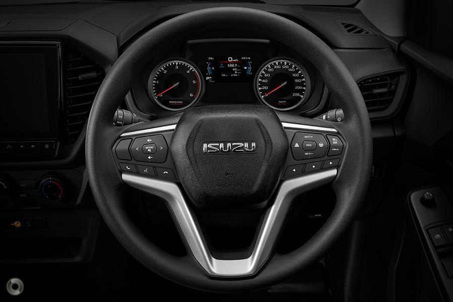 2020 Isuzu D-MAX SX High Ride