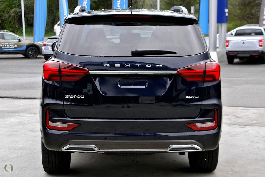 2021 SsangYong Rexton Ultimate Y450