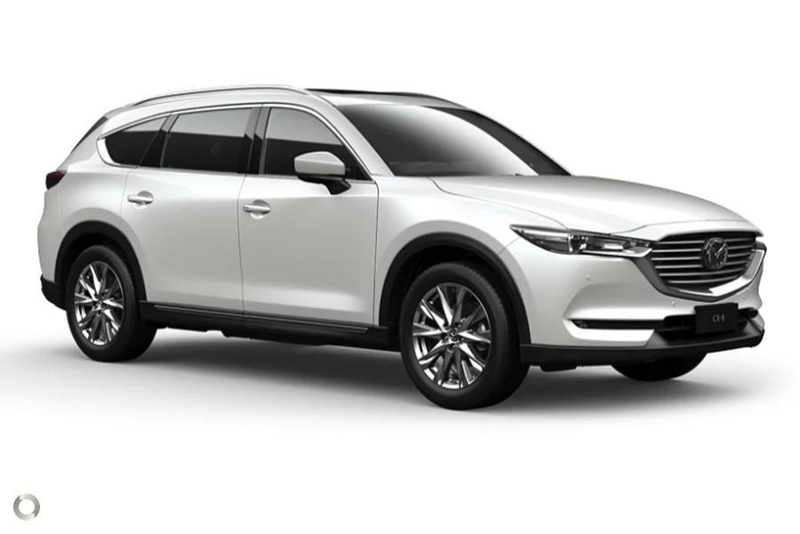 2020 Mazda CX-8 Asaki KG Series