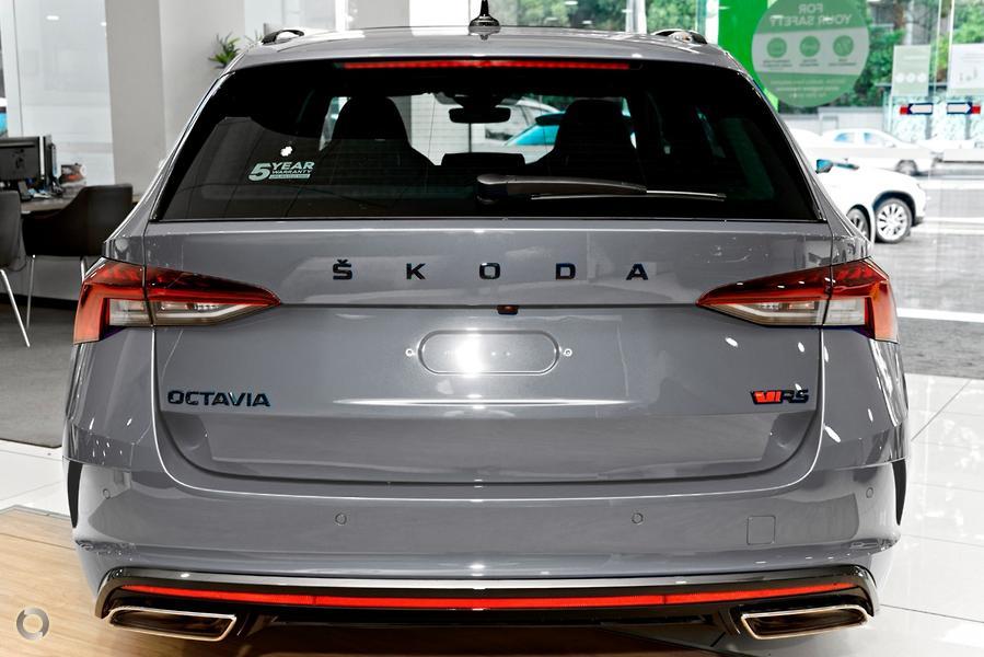 2021 ŠKODA Octavia RS NX