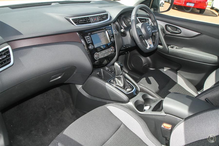 2021 Nissan QASHQAI ST+ J11 Series 3