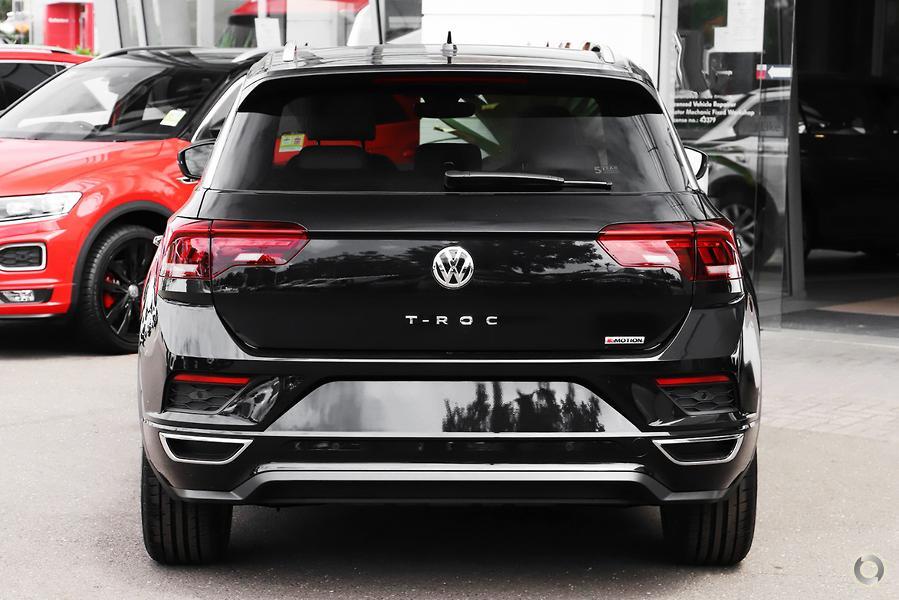 2020 Volkswagen T-roc 140TSI Sport A1