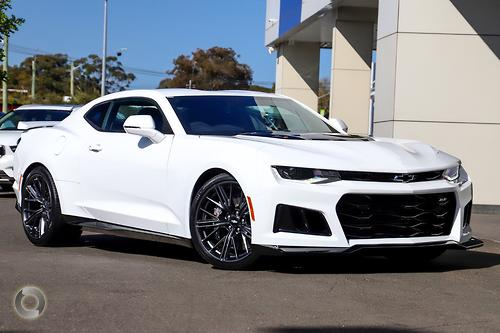 2019 Chevrolet Camaro ZL1 (No Series)