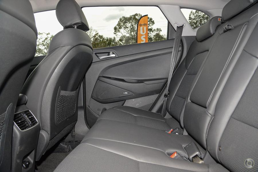 2020 Hyundai Tucson Elite TL3