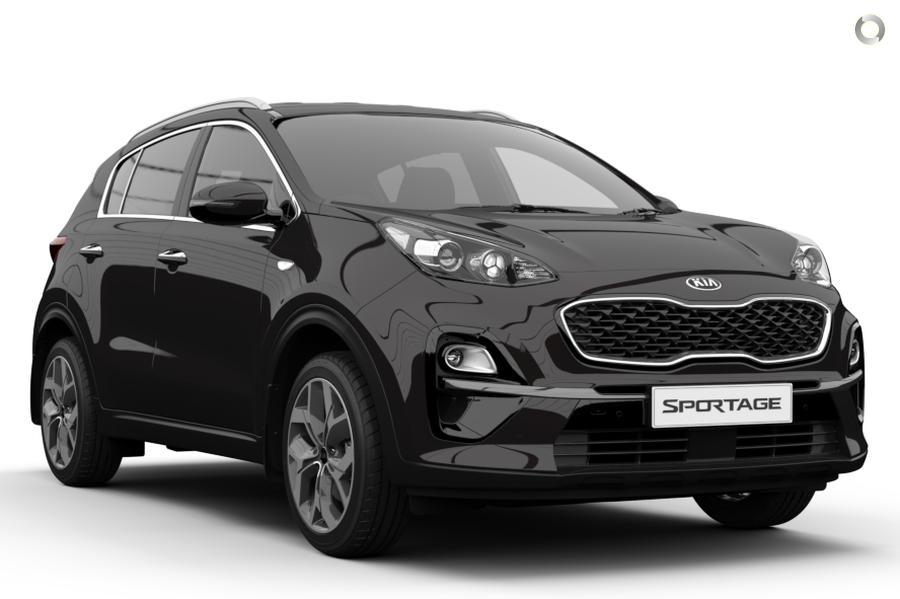 2021 Kia Sportage SX+ QL