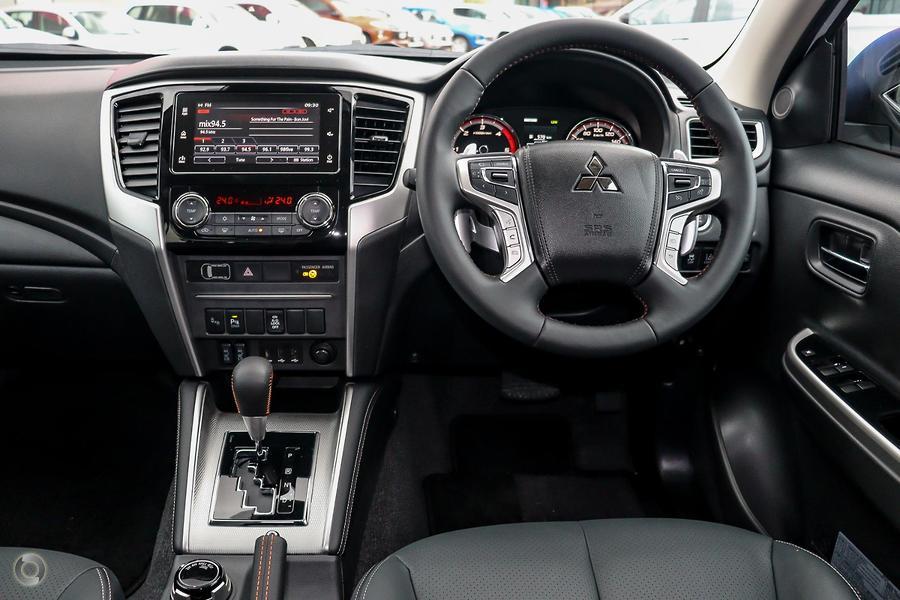 2020 Mitsubishi Triton GSR MR