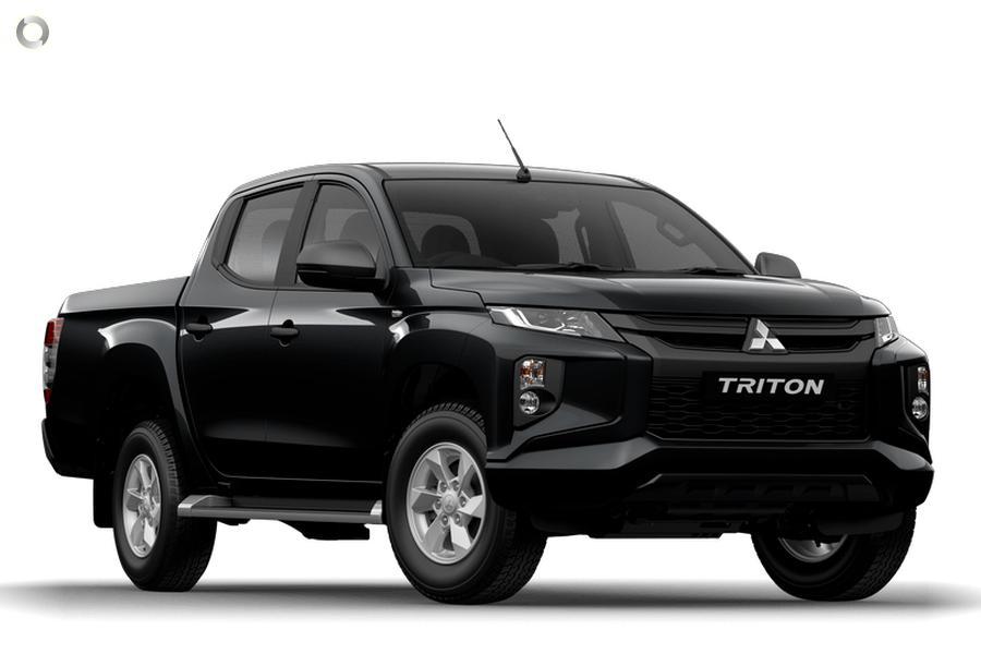 2021 Mitsubishi Triton GLX+ MR