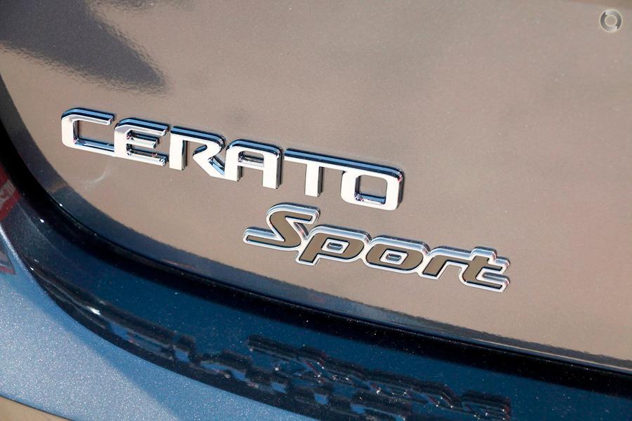 2020 Kia Cerato Sport BD