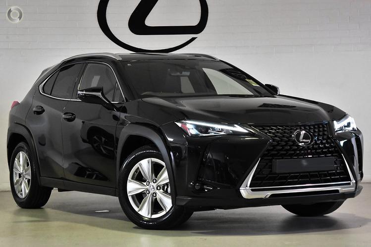 2019 Lexus Ux MZAA10R