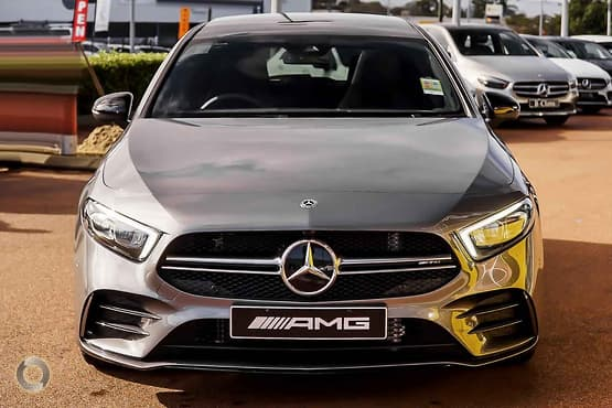 2021 Mercedes-Benz A 35 AMG
